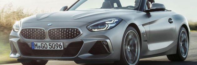BMW Z4 2019: tutto ciò che devi sapere