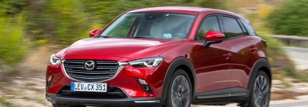 Mazda CX-3: impressioni e novità