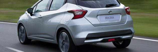 Nissan Micra 2018: motori disponibili, novità e opinioni