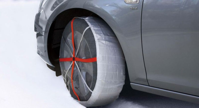 Calze da neve per auto amologate