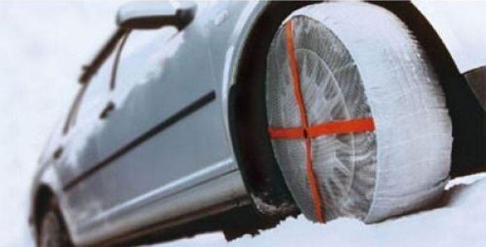 Calze da neve omologate in italia