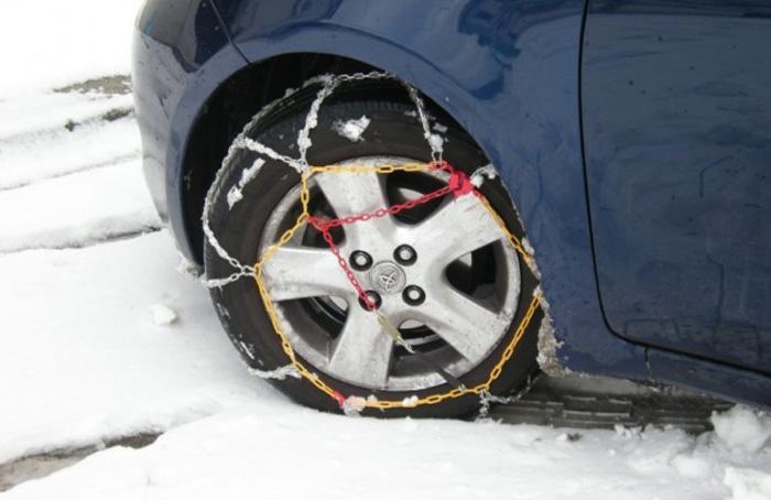 Catene per neve per auto autilitarie