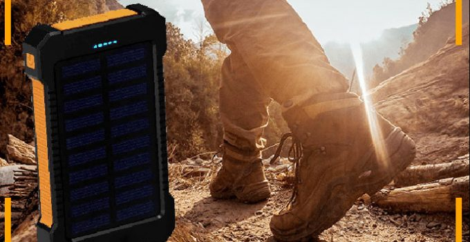 solarcharger power bank